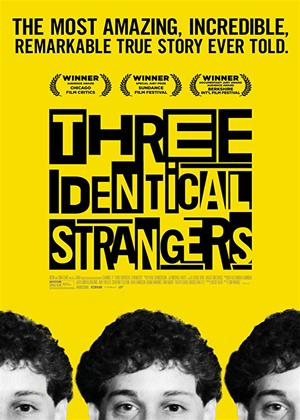 Rent Three Identical Strangers Online DVD Rental