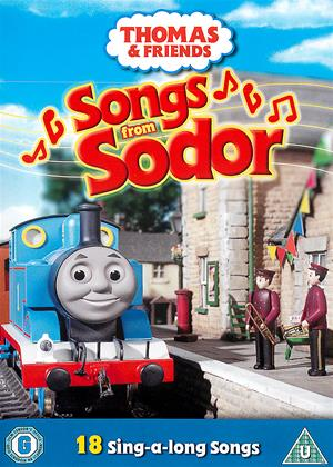 Rent Thomas and Friends: Songs from Sodor Online DVD & Blu-ray Rental