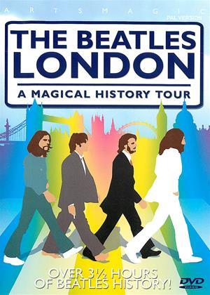 Rent The Beatles London (aka The Beatles London: A Magical History Tour) Online DVD & Blu-ray Rental