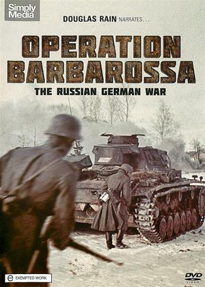 Rent Operation Barbarossa: The Russian German War Online DVD Rental