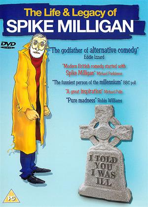 Rent The Life and Legacy of Spike Milligan Online DVD & Blu-ray Rental