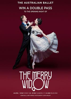 Rent The Merry Widow: Australian Ballet Online DVD & Blu-ray Rental