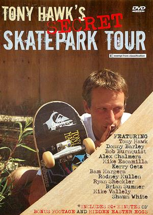 Rent Tony Hawk's Secret Skatepark Tour Online DVD & Blu-ray Rental