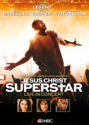 Rent Jesus Christ Superstar: Live in Concert Online DVD & Blu-ray Rental