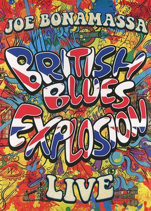 Joe Bonamassa: British Blues Explosion: Live Online DVD Rental