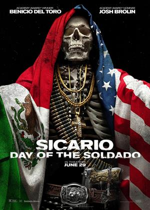 Rent Sicario: Day of the Soldado (aka Sicario 2: Soldado) Online DVD Rental