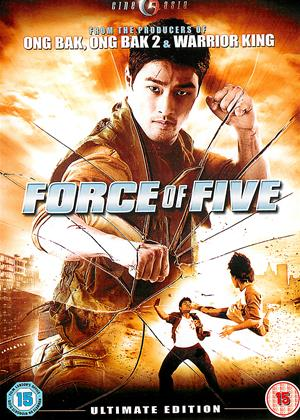 Force of Five Online DVD Rental