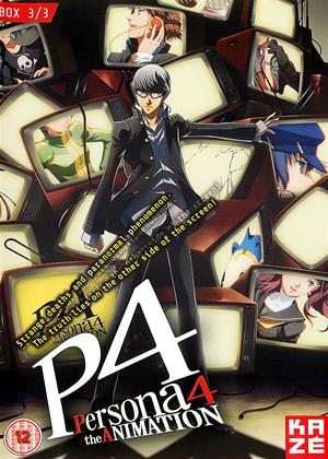 Rent Persona 4: The Animation: Vol.3 Online DVD & Blu-ray Rental