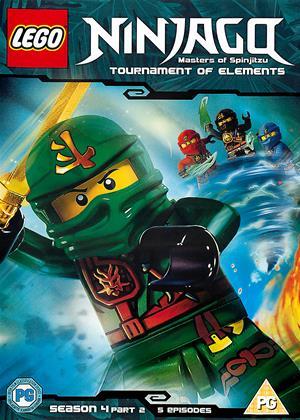 Rent Lego Ninjago: Masters of Spinjitzu: Series 4: Part 2 Online DVD Rental