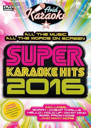 Rent Super Karaoke Hits 2016 Online DVD Rental