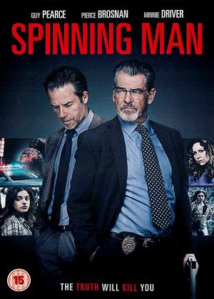 Spinning Man Online DVD Rental