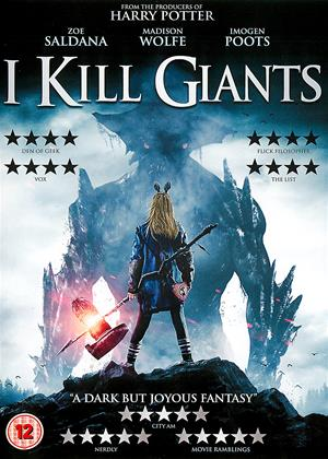 I Kill Giants Online DVD Rental