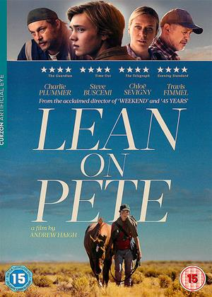 Rent Lean on Pete (aka Charley Thompson) Online DVD & Blu-ray Rental