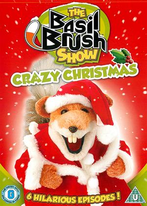 Rent The Basil Brush Show: Crazy Christmas Online DVD & Blu-ray Rental