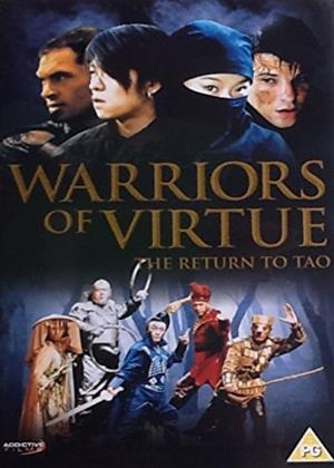 Rent Warriors of Virtue (aka Warriors of Virtue - The Return to Tao) Online DVD & Blu-ray Rental