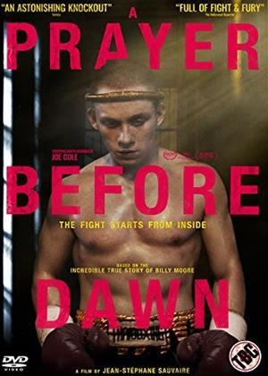Rent A Prayer Before Dawn Online DVD Rental