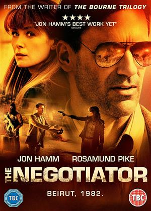 Rent The Negotiator (aka High Wire Act / Beirut) Online DVD Rental