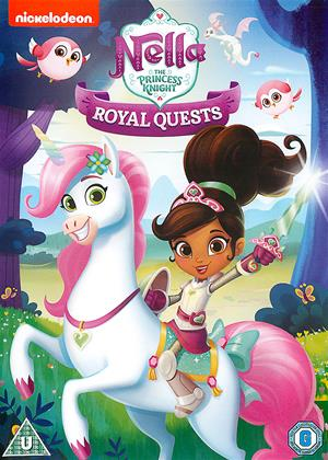 Rent Nella the Princess Knight: Royal Quests Online DVD & Blu-ray Rental
