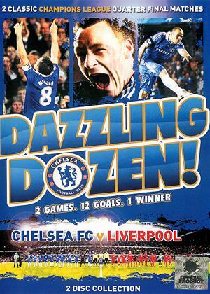 Rent Chelsea FC: Dazzling Dozen: Chelsea vs. Liverpool Online DVD & Blu-ray Rental