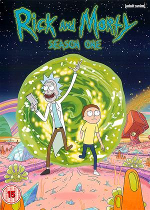 Rent Rick and Morty: Series 1 Online DVD Rental