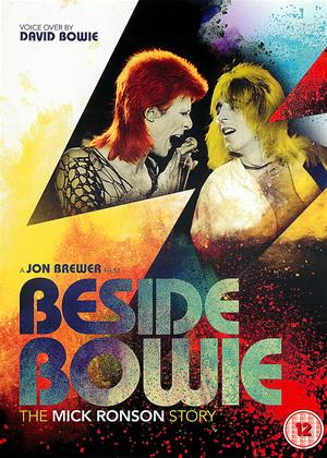 Rent Beside Bowie: The Mick Ronson Story Online DVD & Blu-ray Rental