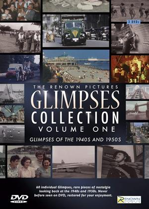 Rent Glimpses Collection: The 1940s and 1950s: Vol.1 (aka The Renown Pictures Glimpses Collection: Vol.1) Online DVD Rental