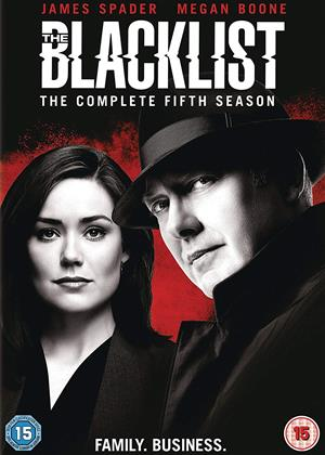 Rent The Blacklist: Series 5 Online DVD Rental