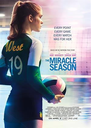 Rent The Miracle Season (aka Live Like Line) Online DVD Rental