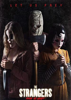 Rent The Strangers: Prey at Night (aka The Strangers: Part 2) Online DVD Rental