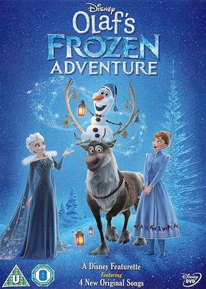Rent Olaf's Frozen Adventure Online DVD & Blu-ray Rental