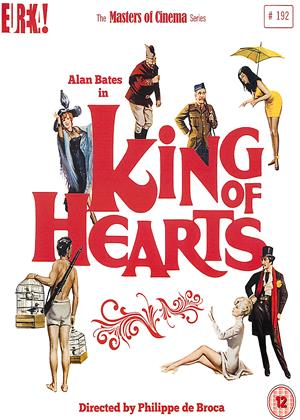 Rent King of Hearts (aka Le roi de coeur) Online DVD & Blu-ray Rental