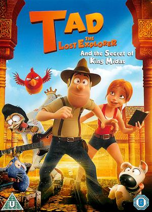 Tad the Lost Explorer and the Secret of King Midas Online DVD Rental