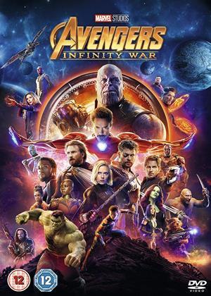 Avengers: Infinity War Online DVD Rental