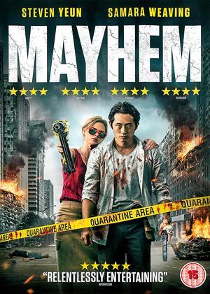 Mayhem Online DVD Rental