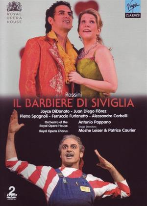 Rent Il Barbiere Di Siviglia: Royal Opera House (Antonio Pappano) Online DVD Rental