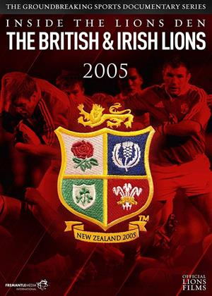 Rent British and Irish Lions 2005: Inside the Lions Den Online DVD Rental