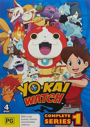 Rent Yo-Kai Watch: Series 1 (aka Yo-Kai Watch) Online DVD Rental