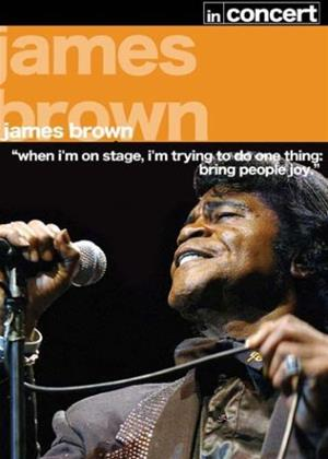 Rent James Brown: In Concert Online DVD & Blu-ray Rental