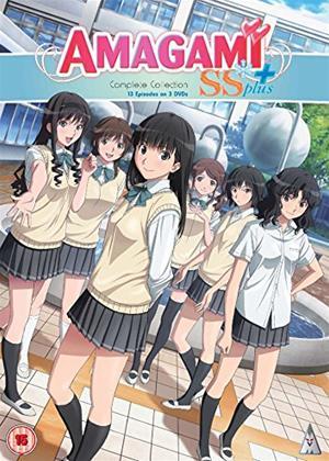 Rent Amagami SS Plus (aka Amagami SS+ Plus) Online DVD Rental