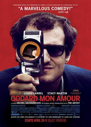 Rent Godard Mon Amour (aka Le redoutable) Online DVD & Blu-ray Rental