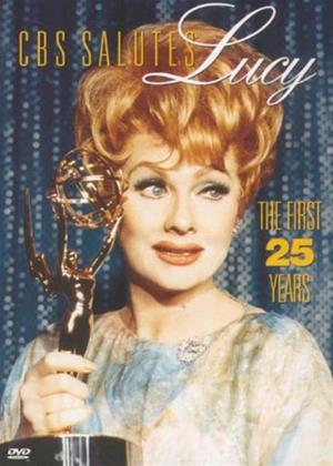 Rent CBS Salutes Lucy: The First 25 Years Online DVD & Blu-ray Rental