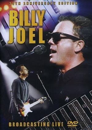 Rent Billy Joel: Broadcasting Live Online DVD & Blu-ray Rental