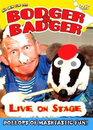 Rent Bodger and Badger: Live on Stage Online DVD & Blu-ray Rental