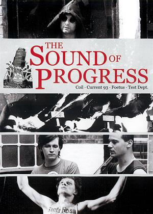 Rent The Sound of Progress Online DVD & Blu-ray Rental