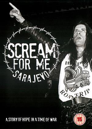Rent Scream for Me Sarajevo Online DVD & Blu-ray Rental