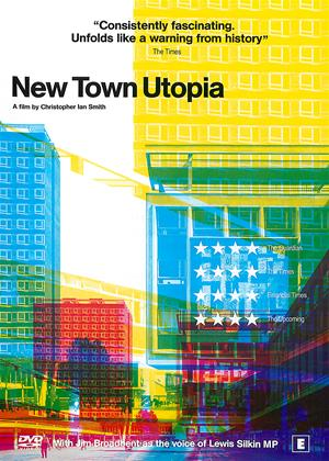 Rent New Town Utopia Online DVD Rental