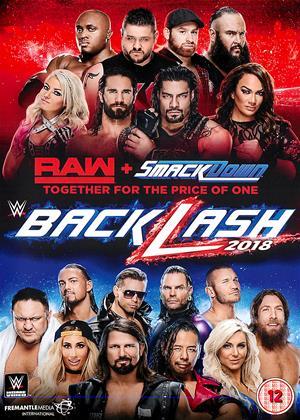 Rent WWE: Backlash 2018 Online DVD & Blu-ray Rental
