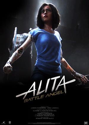 Rent Alita: Battle Angel Online DVD Rental