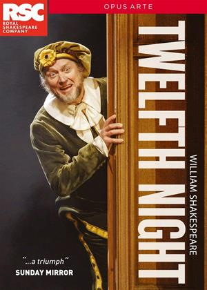 Rent Twelfth Night: Royal Shakespeare Company (aka RSC Live: Twelfth Night) Online DVD Rental