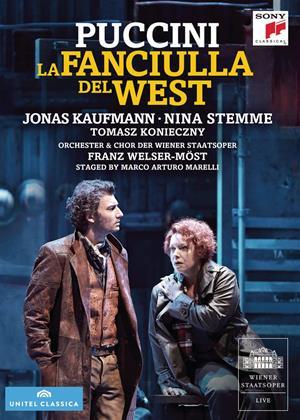 Rent La Fanciulla Del West: (Franz Welser-Möst) Online DVD Rental